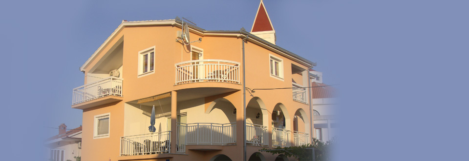 Apartments Melanija